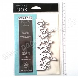 MEMORY BOX CAVE BAT BORDER