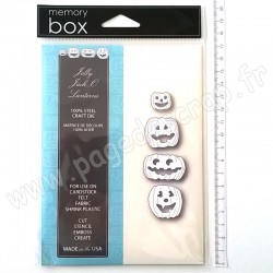 MEMORY BOX JOLLY JACK O LANTERNS