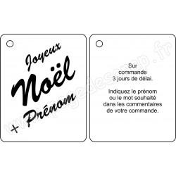 PDS MINI ALBUM BOIS JOYEUX NOEL SUR COMMANDE 8 x 10 cm