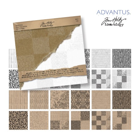 ADVANTUS TIM HOLTZ RESIST PAPER STASH X24
