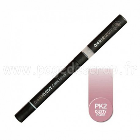 CHAMELEON PEN DUSTY ROSE PK2