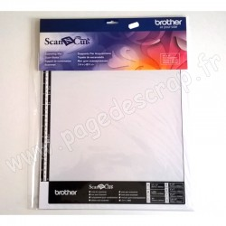 BROTHER SCAN N'CUT FEUILLE ADHESIVE HAUTE ADHERENCE POUR TISSU