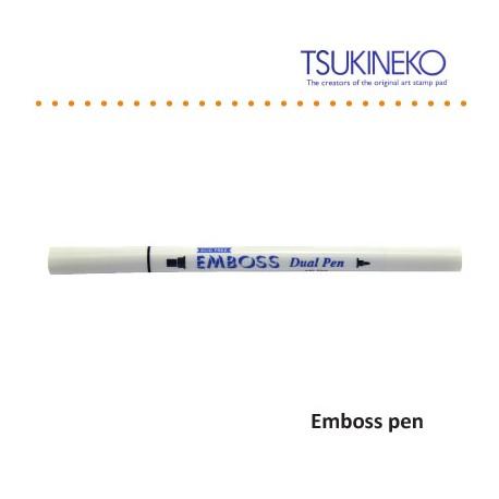 EMBOSS PEN CLEAR