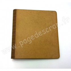PDS ALBUM BOIS FLEXIBLE 19cm X 21cm