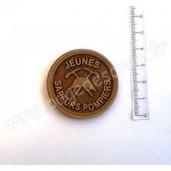 PDS SUJET BOIS JSP JEUNES SAPEURS POMPIERS  COLLECTION POMPIER
