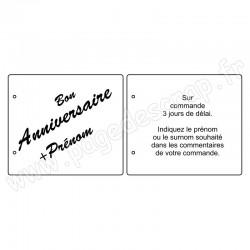 PDS ALBUM BOIS 22 x25 cm   PERSONNALISE