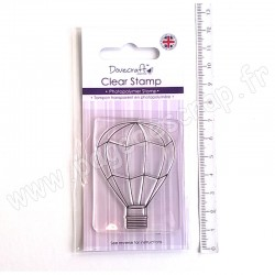 DOVECRAFT CLEAR STAMP AIR BALLOON