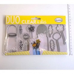 ALADINE DUO CLEAR + DIE CUT BOCAL