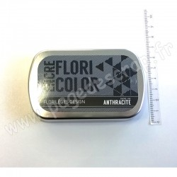 FLORILEGES DESIGN ENCRE FLORICOLOR ANTHRACITE