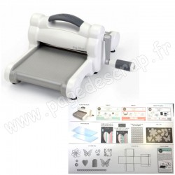 SIZZIX BIG SHOT A4 STARTER KIT MY LIFE