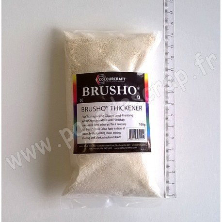 COLOURCRAFT BRUSHO THICKENER 100 g