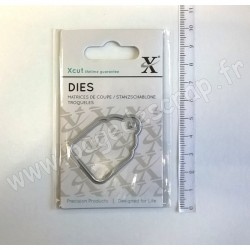 DOCRAFTS MATRICES DE COUPE GIFT TAG