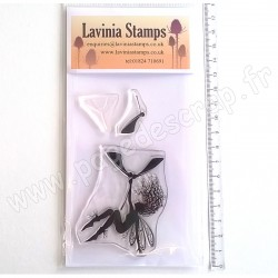 LAVINIA TAMPON CLEAR AUTUMN FALL LARGE
