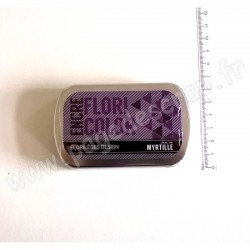 FLORILEGES DESIGN ENCRE FLORICOLOR MYRTILLE