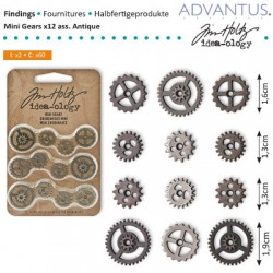 TIM HOLTZ MINI GEARS X12
