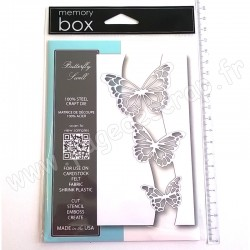 MEMORY BOX BUTTERFLY SWELL