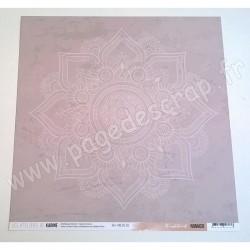 LES ATELIERS DE KARINE NOMADE WINDHOCK 30,5 cm x 30,5 cm
