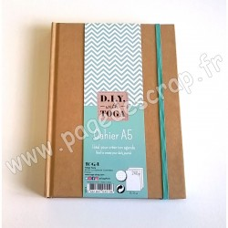 TOGA CAHIER BULLET JOURNAL KRAFT 240 pages A5
