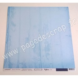 SWIRLCARDS SANTORINI MYKONOS 30.5 cm x 30.5 cm