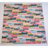 KESI'ART COLLECTION SUMMER VIBES PFEIFFER 30.5 cm x 30.5 cm