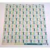 KESI'ART COLLECTION SUMMER VIBES GOLD BLUFFS 30.5 cm x 30.5 cm