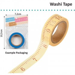 WASHI TAPE MEASURE