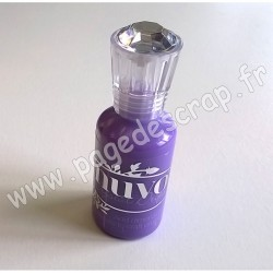 TONIC NUVO CRYSTAL DROPS 30 ml GLOSS CRUSHED GRAPE