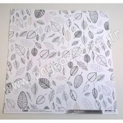 LES ATELIERS DE KARINE VERSION ORIGINALE FALL IN LOVE 30,5 cm x30,5 cm