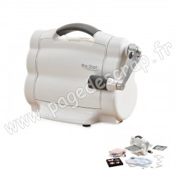 SIZZIX BIG SHOT FOLDAWAY A4 + KIT