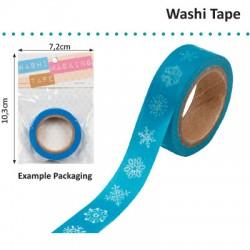 WASHI TAPE SNOWFLAKES