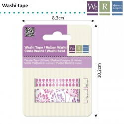 WASHI TAPE PURPLE