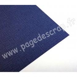 CARDSTOCK VINTAGE DENIM 30.5 cm x 30.5 cm