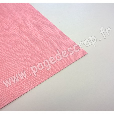 CARDSTOCK VINTAGE ROSE 30.5 cm x 30.5 cm