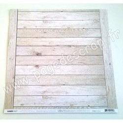 KAISERCRAFT WANDERING IVY COLLECTION PANELLING 30.5 cm x 30.5 cm