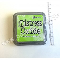 RANGER TIM HOLTZ DISTRESS OXIDE TWISTED CITRON