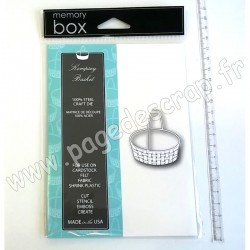 MEMORY BOX KEMPSEY BASKET CRAFT DIE