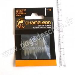 CHAMELEON ART PRODUCT MINES DE REMPLACEMENT DILUANT x10