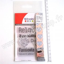ARTEMIO TAMPON CLEAR RELAX
