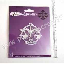 BY LENE CUTTING & EMBOSSING DIES BALANCE