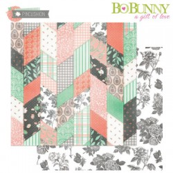 BO BUNNY PINCUSHION PAPER