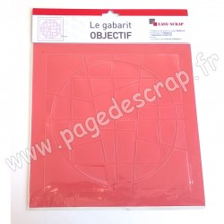 EASY SCRAP GABARIT OBJECTIF