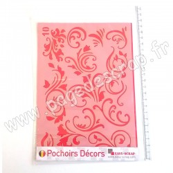 EASY SCRAP GABARIT DECOR VOLUTES