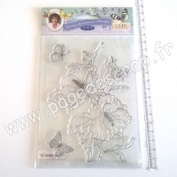 STUDIO LIGHT CLEAR STAMP JANNEKE BRINKMAN N°04