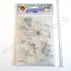 STUDIO LIGHT CLEAR STAMP JANNEKE BRINKMAN N°05