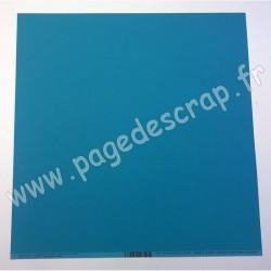 BAZZILL PEACOCK 30.5 cm x 30.5 cm