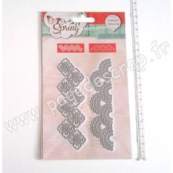 STUDIO LIGHT EMBOSSING DIE SO SPRING N°75
