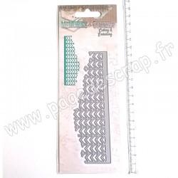 STUDIO LIGHT CUTTING & EMBOSSING MEMORIES N° 89  132 mm x 42 mm