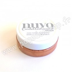 TONIC STUDIOS NUVO EMBELLISHMENT MOUSSE FRESH COPPER