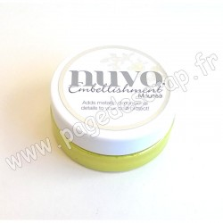 TONIC STUDIOS NUVO EMBELLISHMENT MOUSSE CITRUS GREEN