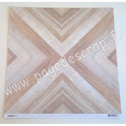 KAISERCRAFT MEMORY LANE COLLECTION VILLAWOOD 30.5 cm x 30.5 cm